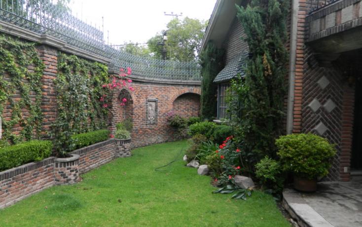 Foto de casa en renta en  , lomas de chapultepec ii sección, miguel hidalgo, distrito federal, 1624303 No. 04