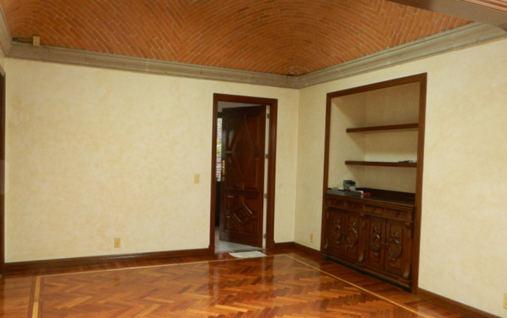 Foto de casa en renta en  , lomas de chapultepec ii sección, miguel hidalgo, distrito federal, 1624303 No. 05