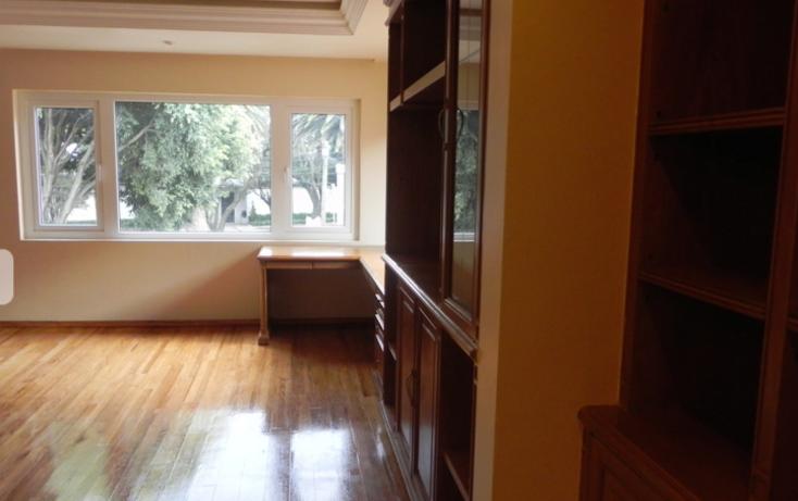 Foto de casa en renta en  , lomas de chapultepec ii sección, miguel hidalgo, distrito federal, 1657623 No. 09