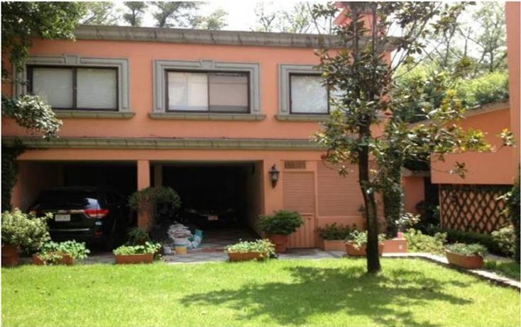 Foto de casa en renta en  , lomas de chapultepec ii secci?n, miguel hidalgo, distrito federal, 1680124 No. 01