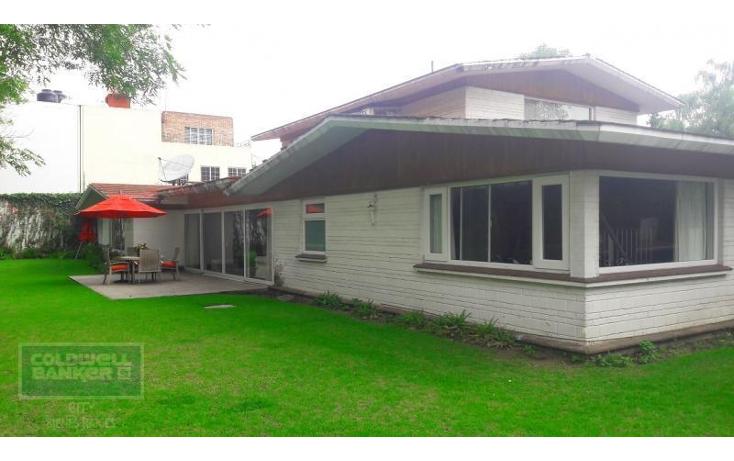Foto de casa en venta en  , lomas de chapultepec ii secci?n, miguel hidalgo, distrito federal, 1958669 No. 01
