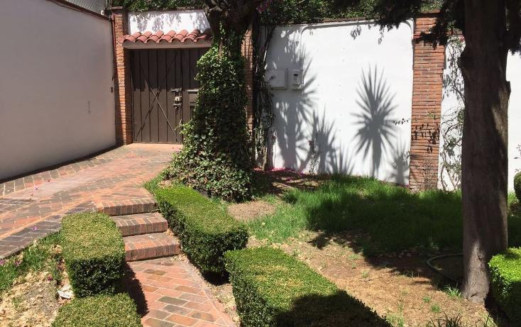 Foto de casa en venta en  , lomas de chapultepec ii sección, miguel hidalgo, distrito federal, 2033812 No. 08