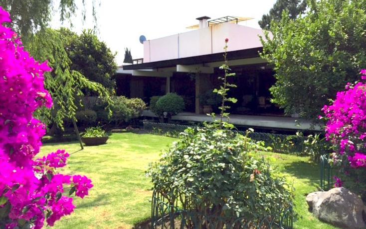 Foto de casa en venta en  , lomas de chapultepec ii sección, miguel hidalgo, distrito federal, 2073702 No. 03