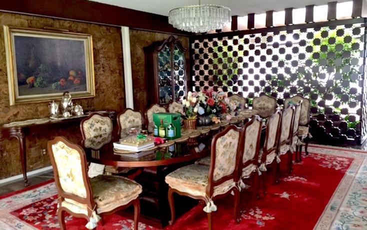Foto de casa en venta en  , lomas de chapultepec ii sección, miguel hidalgo, distrito federal, 2073702 No. 09