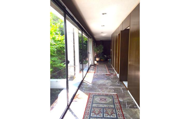 Foto de casa en venta en  , lomas de chapultepec ii sección, miguel hidalgo, distrito federal, 2073702 No. 15