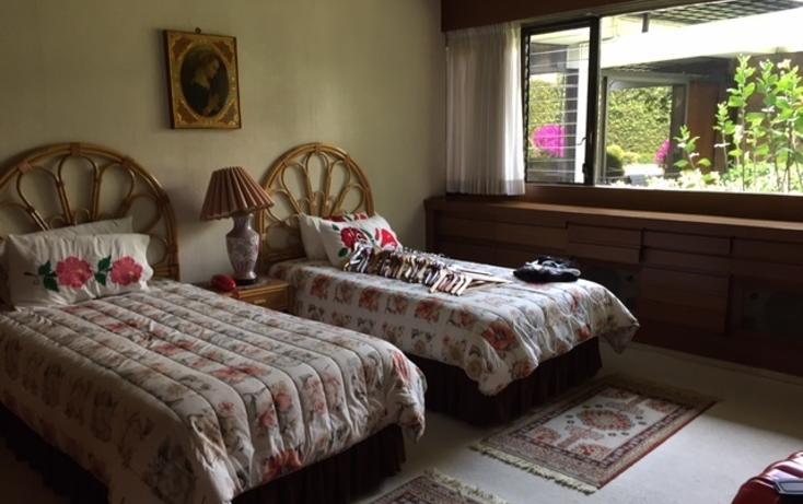 Foto de casa en venta en  , lomas de chapultepec ii sección, miguel hidalgo, distrito federal, 2073702 No. 16