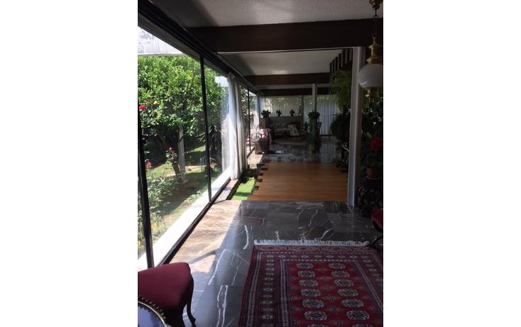 Foto de casa en venta en  , lomas de chapultepec ii sección, miguel hidalgo, distrito federal, 2073702 No. 26