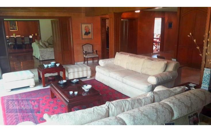 Foto de casa en venta en  , lomas de chapultepec ii sección, miguel hidalgo, distrito federal, 2395842 No. 05