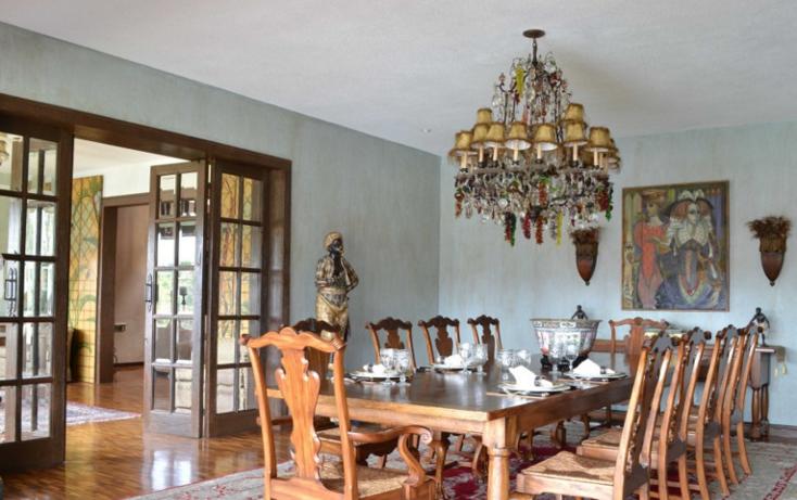 Foto de casa en venta en  , lomas de chapultepec ii sección, miguel hidalgo, distrito federal, 2729084 No. 10
