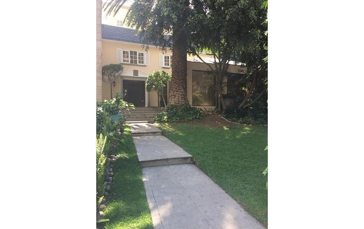 Foto de casa en renta en  , lomas de chapultepec ii sección, miguel hidalgo, distrito federal, 2799565 No. 02
