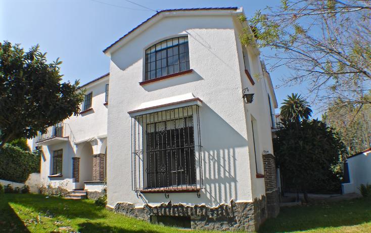 Foto de casa en renta en  , lomas de chapultepec ii sección, miguel hidalgo, distrito federal, 2829083 No. 03