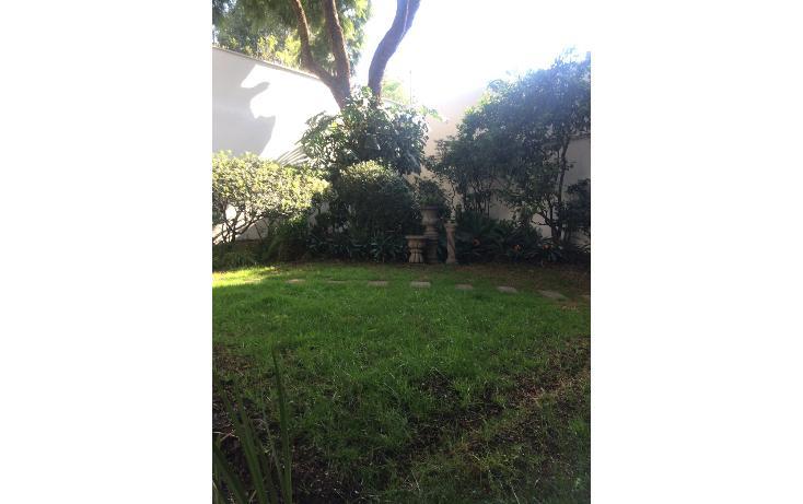 Foto de casa en renta en  , lomas de chapultepec ii sección, miguel hidalgo, distrito federal, 2830459 No. 14
