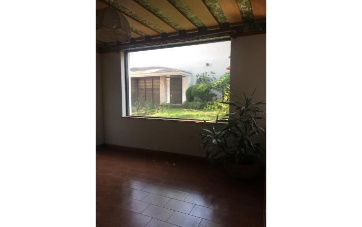 Foto de casa en renta en  , lomas de chapultepec ii sección, miguel hidalgo, distrito federal, 2830459 No. 28