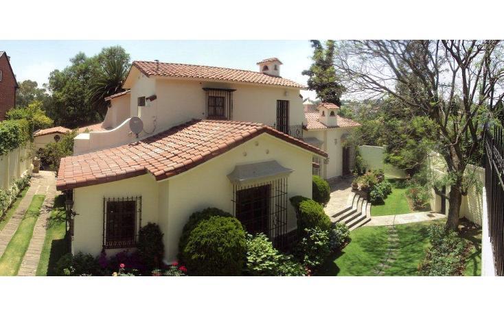 Foto de casa en renta en  , lomas de chapultepec ii sección, miguel hidalgo, distrito federal, 2830511 No. 02