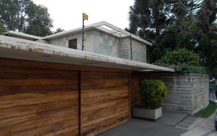 Foto de casa en venta en  , lomas de chapultepec ii sección, miguel hidalgo, distrito federal, 456607 No. 01