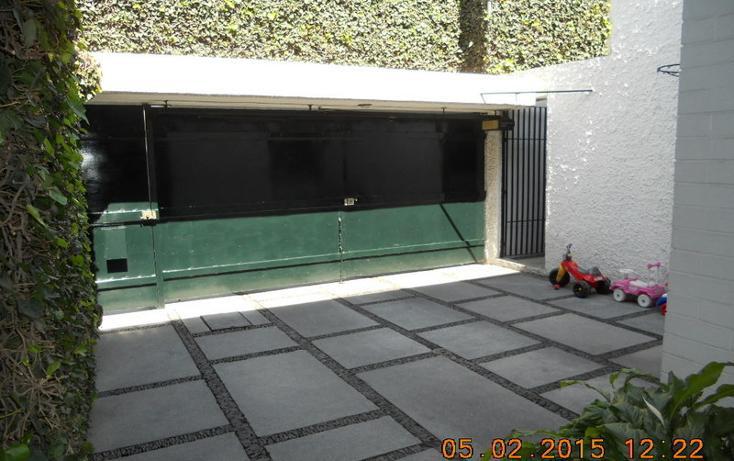 Foto de casa en venta en  , lomas de chapultepec ii sección, miguel hidalgo, distrito federal, 834239 No. 03