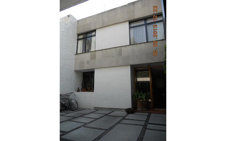 Foto de casa en venta en  , lomas de chapultepec ii sección, miguel hidalgo, distrito federal, 834239 No. 04