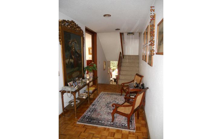 Foto de casa en venta en  , lomas de chapultepec ii sección, miguel hidalgo, distrito federal, 834239 No. 05