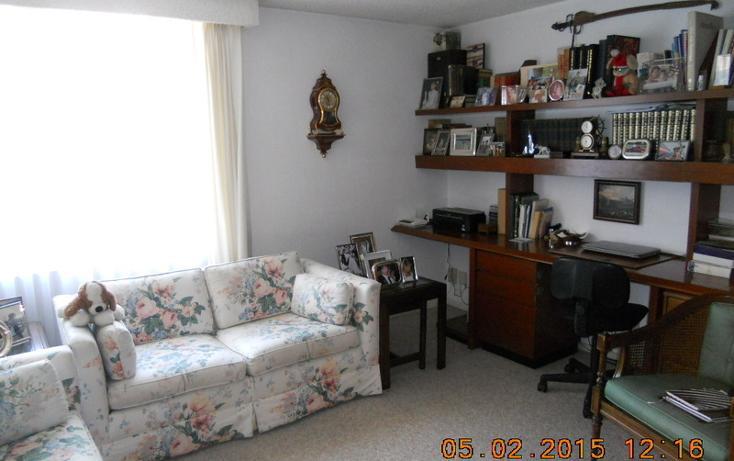 Foto de casa en venta en  , lomas de chapultepec ii sección, miguel hidalgo, distrito federal, 834239 No. 07