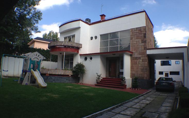 Foto de casa en venta en  , lomas de chapultepec ii sección, miguel hidalgo, distrito federal, 934849 No. 01