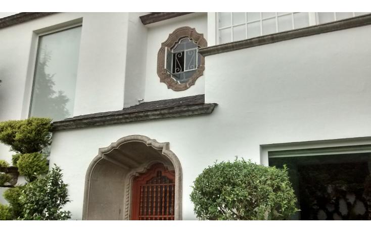 Foto de casa en renta en  , lomas de chapultepec iii sección, miguel hidalgo, distrito federal, 1292513 No. 01