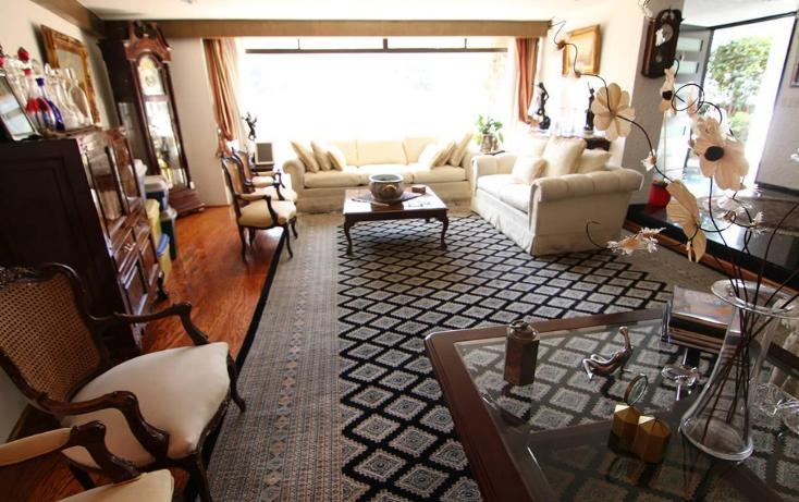 Foto de casa en venta en  , lomas de chapultepec iii sección, miguel hidalgo, distrito federal, 1625632 No. 04