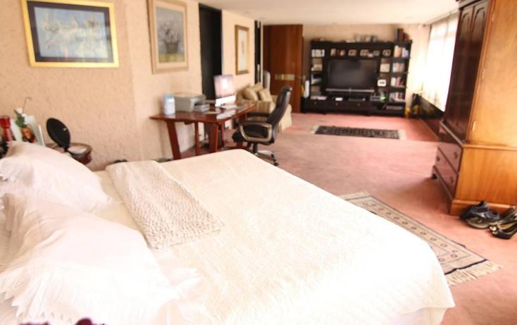 Foto de casa en venta en  , lomas de chapultepec iii sección, miguel hidalgo, distrito federal, 1625632 No. 06