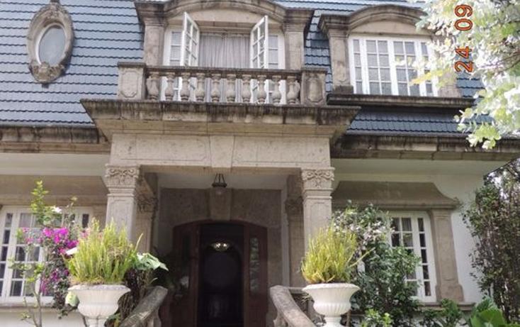 Foto de casa en venta en  , lomas de chapultepec iii sección, miguel hidalgo, distrito federal, 2624938 No. 03