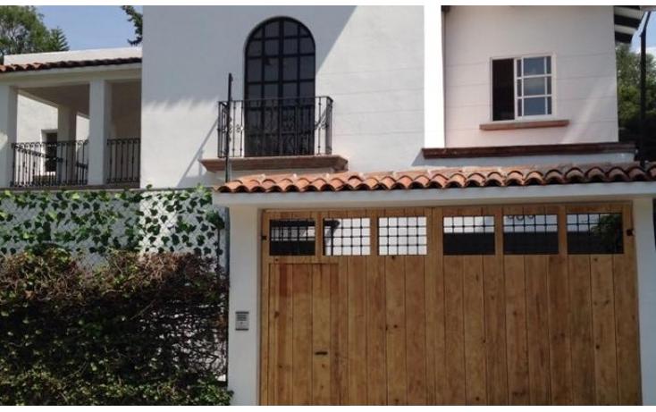 Foto de casa en renta en  , lomas de chapultepec iv sección, miguel hidalgo, distrito federal, 1435061 No. 02