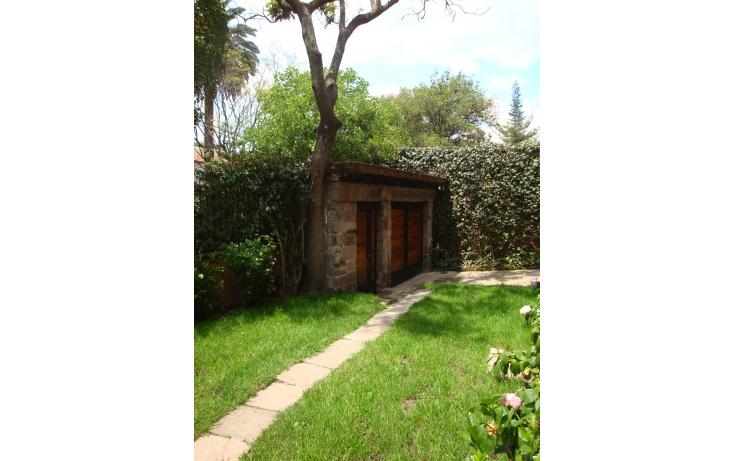 Foto de casa en renta en  , lomas de chapultepec v secci?n, miguel hidalgo, distrito federal, 2001264 No. 15