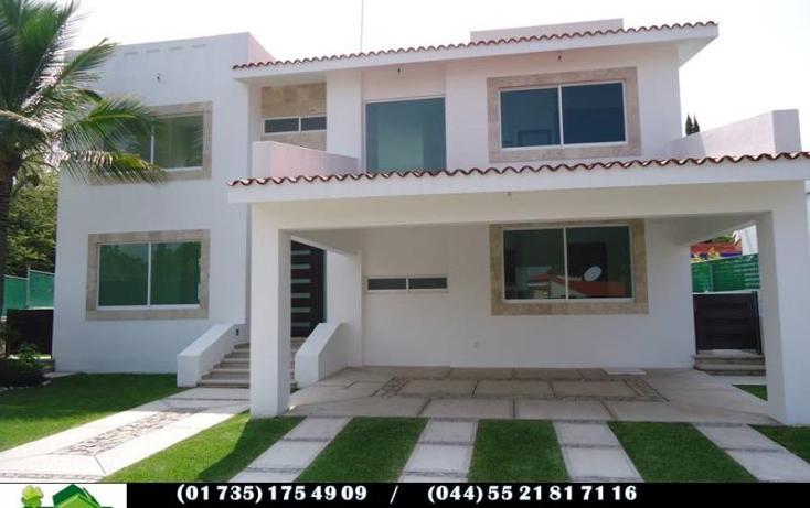 Foto de casa en venta en  00, lomas de cocoyoc, atlatlahucan, morelos, 493467 No. 01