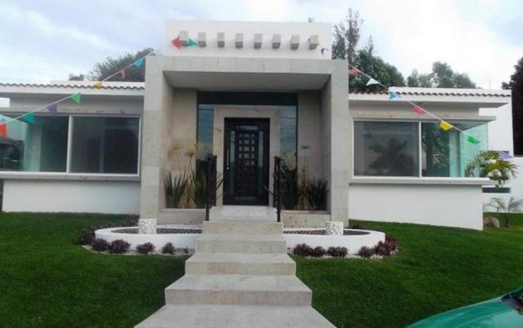 Foto de casa en venta en  1, lomas de cocoyoc, atlatlahucan, morelos, 1766332 No. 01