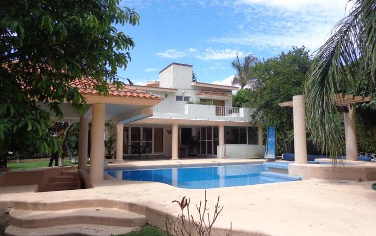 Foto de casa en venta en  20, lomas de cocoyoc, atlatlahucan, morelos, 595745 No. 01