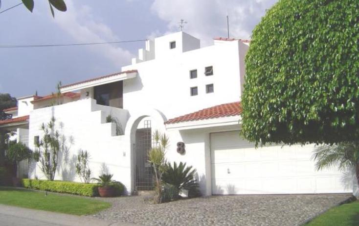 Foto de casa en venta en lomas de cocoyoc 20, lomas de cocoyoc, atlatlahucan, morelos, 782371 No. 01
