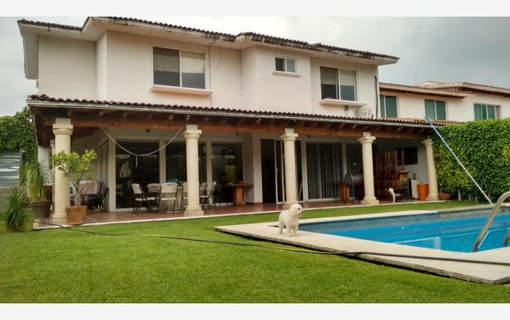 Foto de casa en venta en  , lomas de cocoyoc, atlatlahucan, morelos, 1052913 No. 01