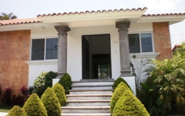 Foto de casa en venta en  , lomas de cocoyoc, atlatlahucan, morelos, 1096515 No. 01