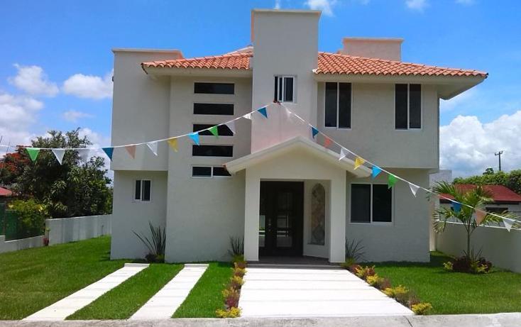 Foto de casa en venta en  , lomas de cocoyoc, atlatlahucan, morelos, 1335239 No. 01
