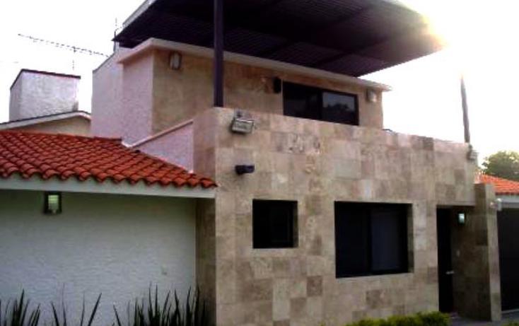 Foto de casa en venta en  , lomas de cocoyoc, atlatlahucan, morelos, 1596124 No. 01