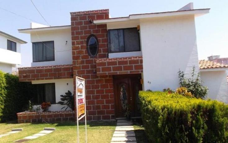 Foto de casa en venta en  , lomas de cocoyoc, atlatlahucan, morelos, 1658994 No. 01