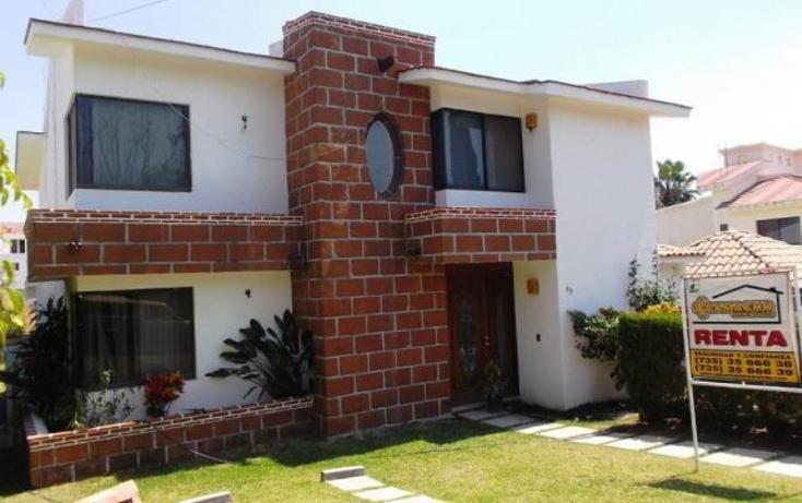 Foto de casa en venta en  , lomas de cocoyoc, atlatlahucan, morelos, 1658994 No. 03