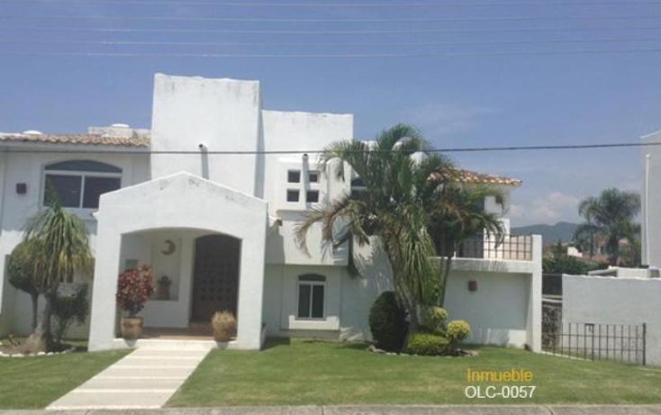 Foto de casa en venta en  , lomas de cocoyoc, atlatlahucan, morelos, 1667072 No. 01