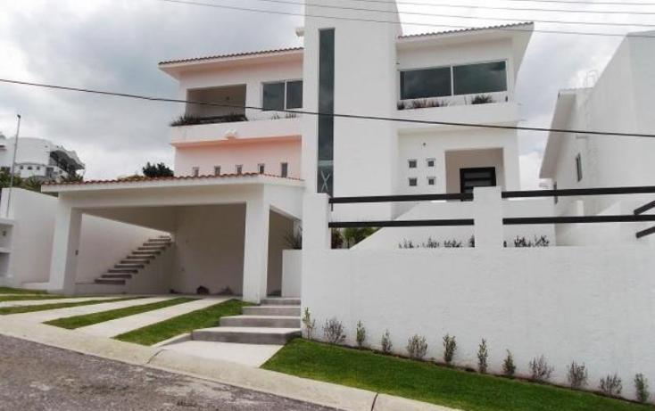 Foto de casa en venta en  , lomas de cocoyoc, atlatlahucan, morelos, 1667088 No. 01