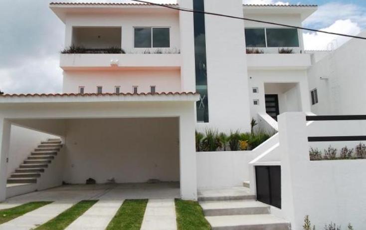 Foto de casa en venta en  , lomas de cocoyoc, atlatlahucan, morelos, 1667088 No. 02