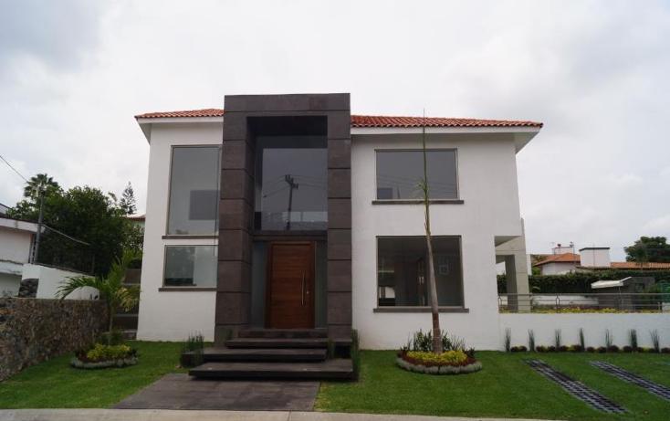 Foto de casa en venta en  , lomas de cocoyoc, atlatlahucan, morelos, 1734450 No. 01