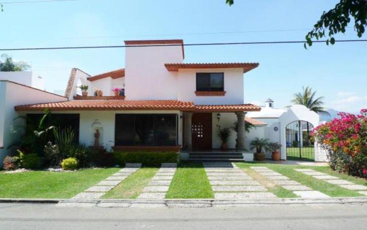 Foto de casa en venta en  , lomas de cocoyoc, atlatlahucan, morelos, 1734458 No. 01