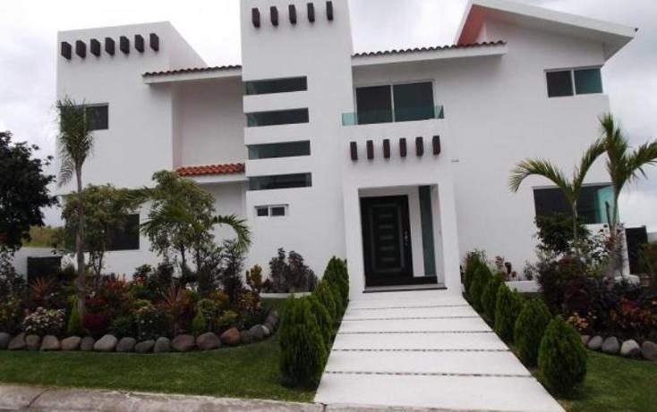 Foto de casa en venta en  , lomas de cocoyoc, atlatlahucan, morelos, 1734490 No. 01