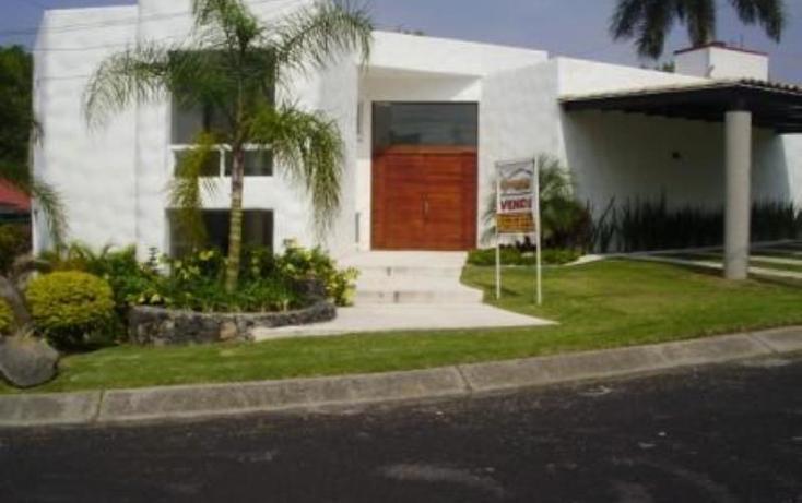 Foto de casa en venta en  , lomas de cocoyoc, atlatlahucan, morelos, 1735476 No. 01