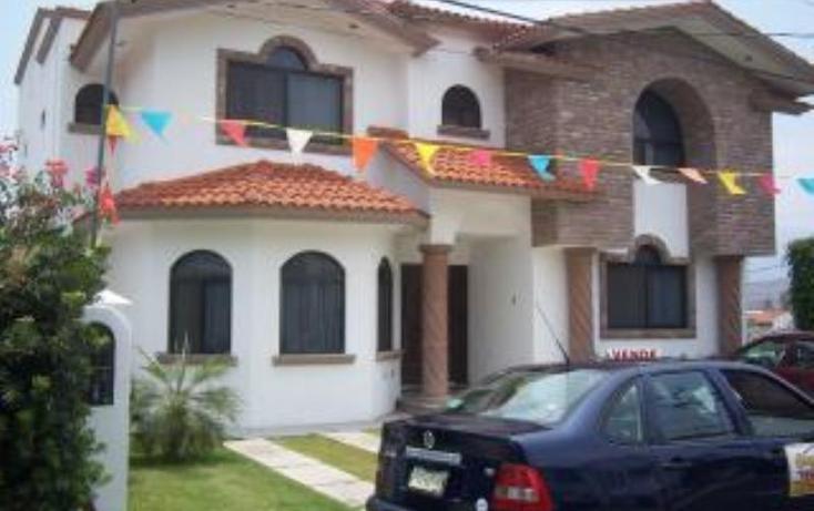 Foto de casa en venta en  , lomas de cocoyoc, atlatlahucan, morelos, 1735498 No. 02