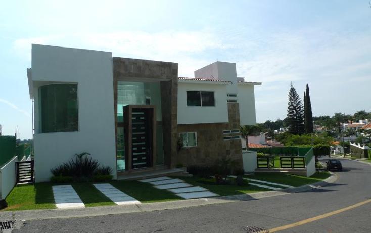 Foto de casa en venta en  , lomas de cocoyoc, atlatlahucan, morelos, 1736068 No. 01