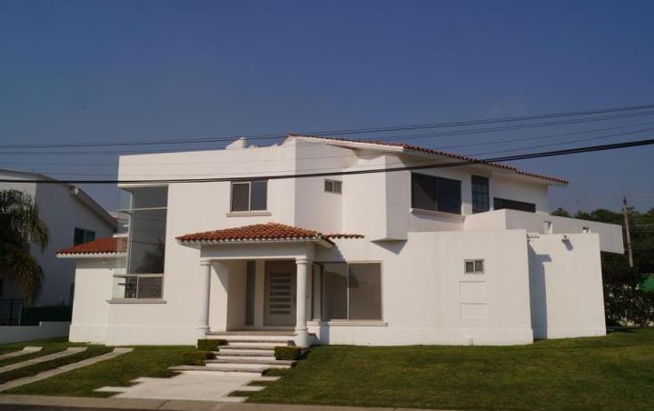 Foto de casa en venta en  , lomas de cocoyoc, atlatlahucan, morelos, 1736080 No. 01